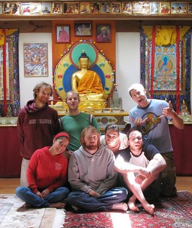 Brandon Buddhist Retreat - July 2008