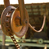 Sawmill Pulley and Chain I