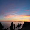 Belle ile, Port Coton, panoramique 7 images, f/8, 1/30, iso 200, 28 mm