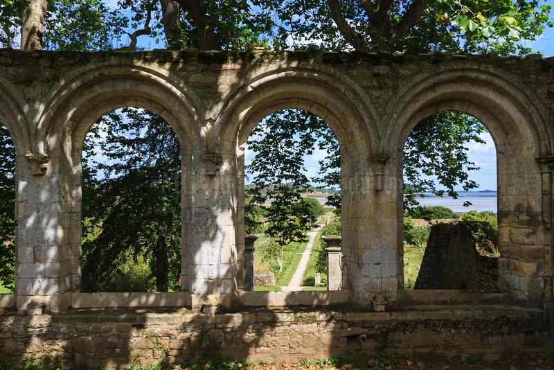 Abbaye de beauport, Paimpol, f/4,5, 1/1000, iso 200, 22 mm