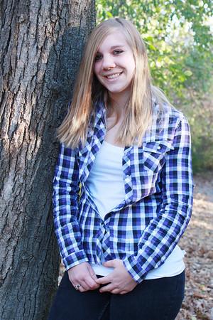 Briana's senior photos