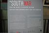 """SOUTH: WAR"" – War photographic works by Sean Flynn, Tim Page, Stephen Dupont, David Dare Parker, Jack Picone, Ben Bohane, Michael Coyne & Ashley Gilbertson - Brisbane Powerhouse (theatres & galleries), New Farm, Brisbane, Queensland, Australia; 11 May 2010."