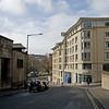 Bristol city centre and harbour