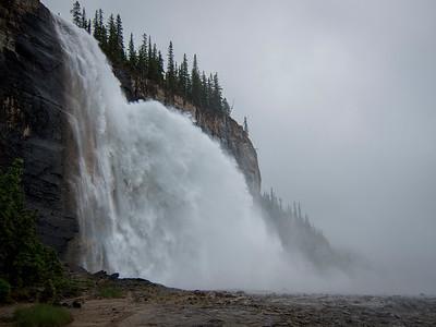 The Emperor Falls, Mount Robson Provincial Park, British Columbia, Canada