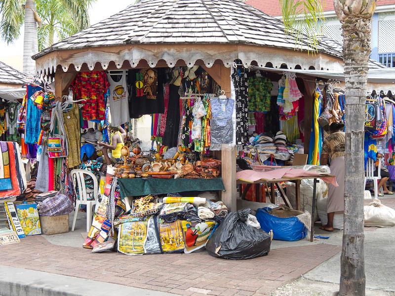 St. Martin vendor