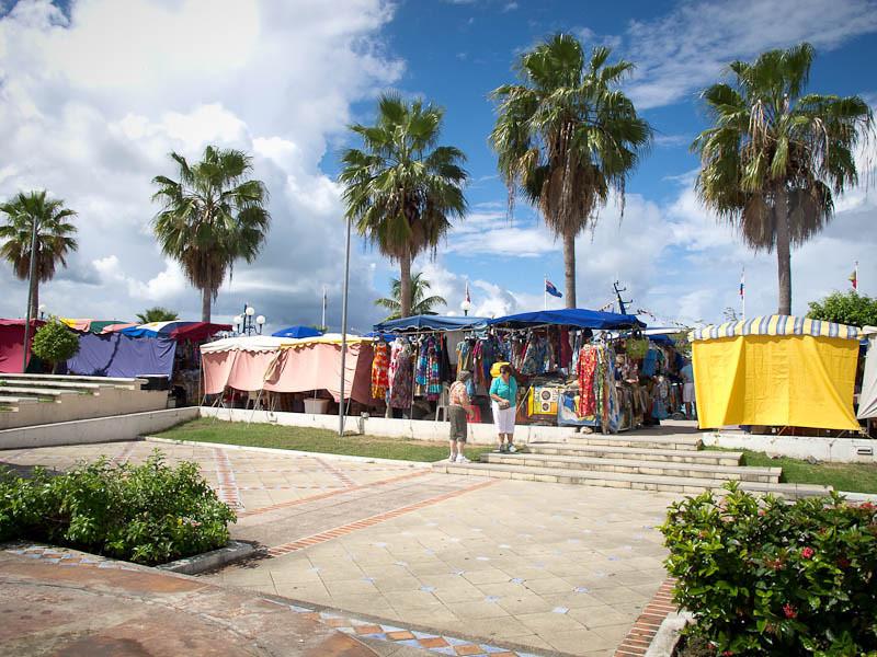 St. Martin vendors