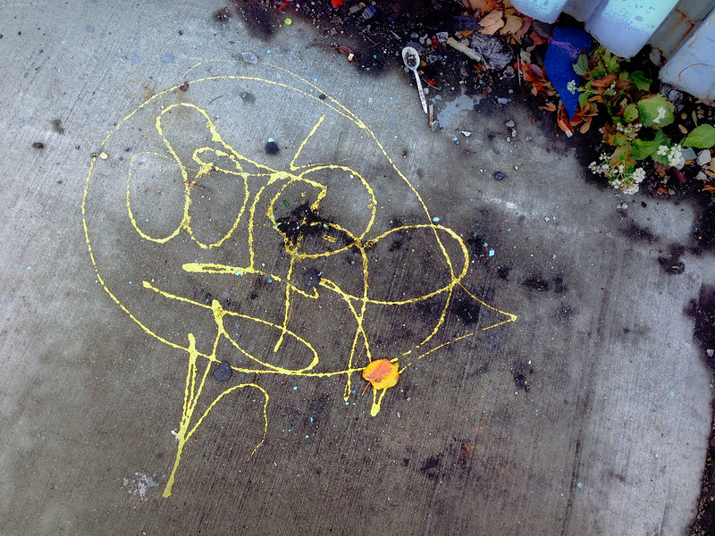 Yellow Grafitti