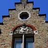 "Bruges famous architecture...the ""steps"""