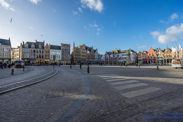 Bruges, Jan 2018