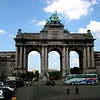 Arc de Triump in Brussels Belgium