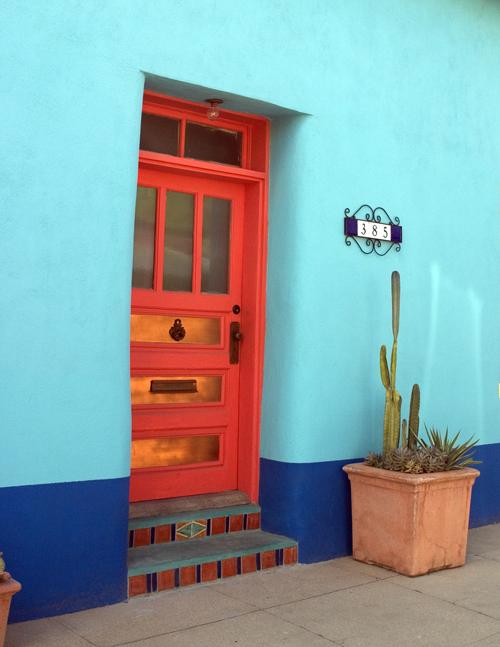 Color Door