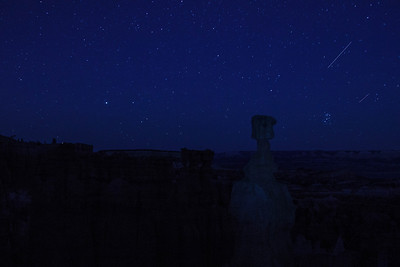 Night Photography at Thor's Hammer