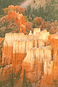 Early Morning Light on Hoodoos