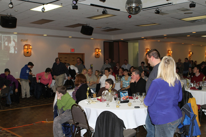 Challenger Football Banquet