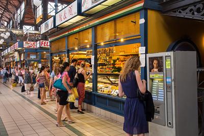 Great Bazaar, Budapest, Hungary
