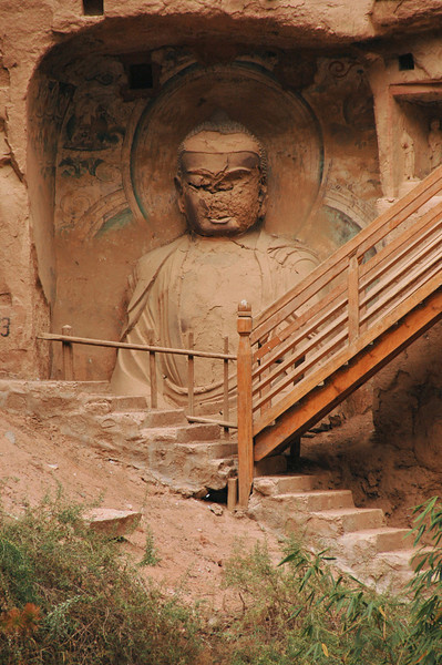 Bingling Si, Gansu