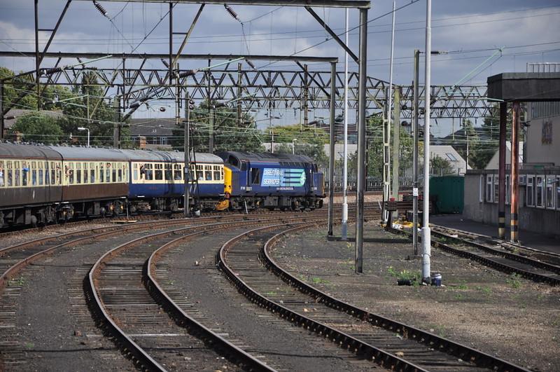 37510, East Ham Unit depot.
