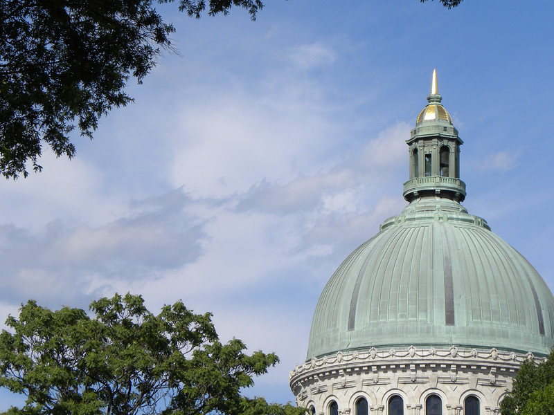 Navy chapel dome