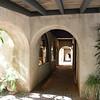 Tlaquepaque hallway