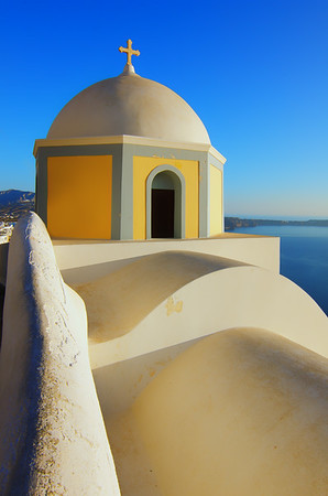 Santorini Sunshine