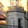 Evening light in Savannah
