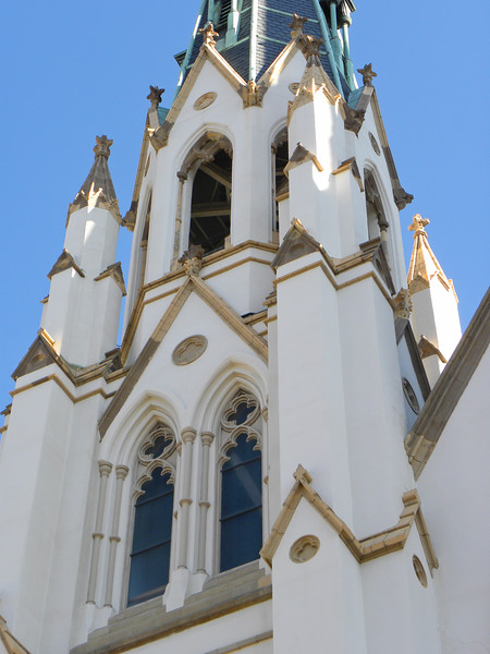 The Cathedral of Saint John the Baptist, detail