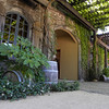 Caymus winery entrance