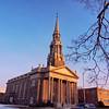 St. Matthew's in the Morning Light