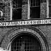 Central Market Sign