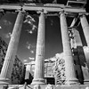 Acropolis Rising, B&W