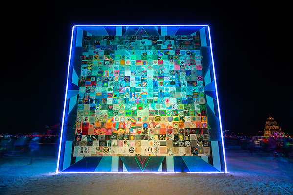 """Life Cube Project by Scott """"Skeeter"""" Cohen"""