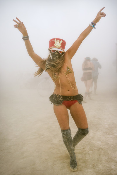 Burning Man 2017