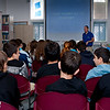 Business Event Photography - Lesson at school
