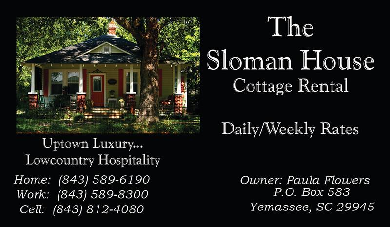 Sloman card option 2A