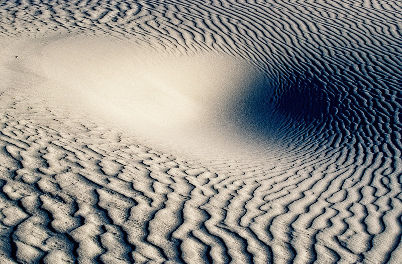 White Sands, New Mexico.<br /> © Cindy Clark