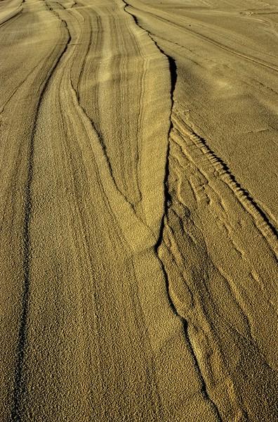 Sand form. Dellenback Dunes, Oregon.<br /> Photo © Carl Clark