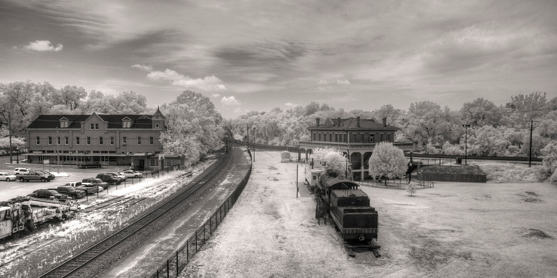 Train Station, Marshall, Texas