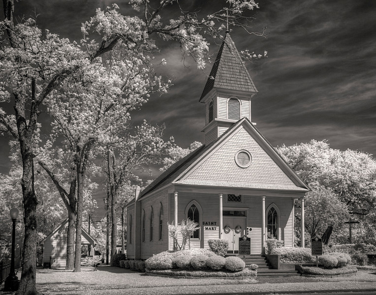 St. Mary's Church; League City, TX.