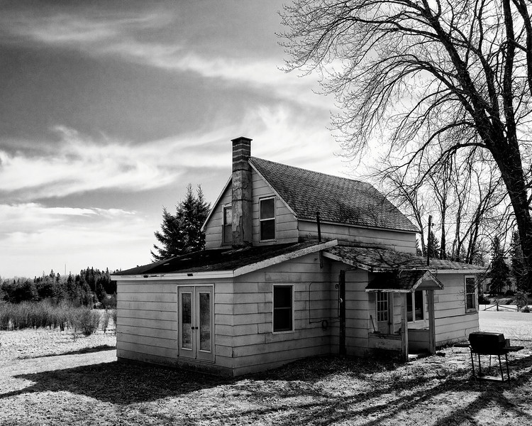 The Findlay homestead.