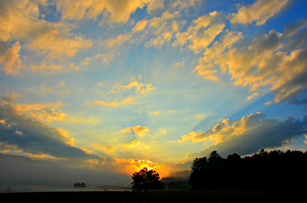 Great Smoky Mtns./Cades Cove-AUGUST 2014