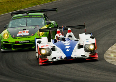 ALMS Lime rock 2012