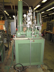 Pressurized Refiner, Donated, COST MATCH, DOE project