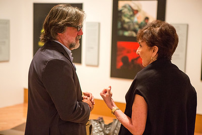 Cyma Rubin and Patrick Farrell