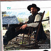 "Assignment #1: Find a picture in a magazine and replicate it. Promo still in People Magazine of Kevin Costner from the ""Hatfields and McCoys"" miniseries."