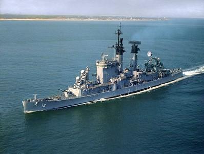 USS Columbus (CG-12)