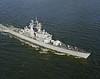 USS California (CGN-36)<br /> <br /> Date: January 19 1976<br /> Location: Hampton Roads VA<br /> Source: Nobe Smith - Atlantic Fleet Sales
