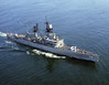 USS Belknap (CG-26)<br /> <br /> Date: May 24 1976<br /> Location: Hampton Roads VA<br /> Source: Nobe Smith - Atlantic Fleet Sales