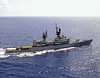 USS Wainwright (CG-28)<br /> <br /> Date: August 1984<br /> Location: Hampton Roads VA<br /> Source: Nobe Smith - Atlantic Fleet Sales