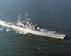 USS Bainbridge (CGN-25)<br /> <br /> Date: August 22 1985<br /> Location: Hampton Roads VA<br /> Source: Nobe Smith - Atlantic Fleet Sales