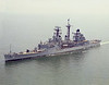 USS Little Rock (CLG-4)<br /> <br /> Date: August 1973<br /> Location: Hampton Roads, VA<br /> Source: Nobe Smith - Atlantic Fleet Sales
